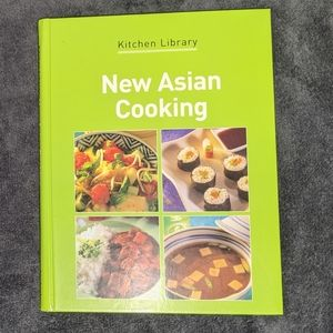New Asian Cooking Cookbook